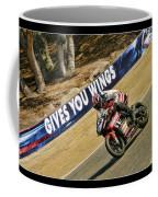 Ama Superbike Cory West Coffee Mug