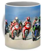 Ama Superbike Grid Coffee Mug