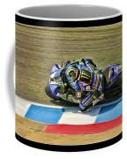 Ama Superbike Josh Jayes From Above Coffee Mug