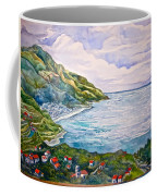 'amalfitana' Coffee Mug