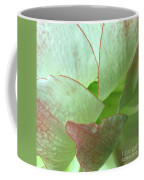 Amaryllis Petals Coffee Mug