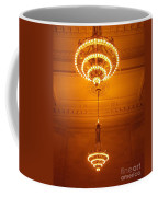 Amazing Antique Chandelier - Grand Central Station New York Coffee Mug