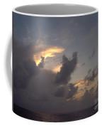 Amazing Clouds At Sunset Coffee Mug