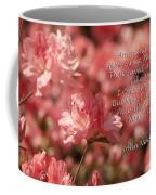 Amazing Grace Azaleas  Coffee Mug