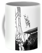 Amazing Horse Stunt Dive Coffee Mug