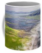 Amazing Iceland Landscape Coffee Mug