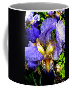 Amazing Iris Coffee Mug