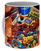 Amazing Spiderman Coffee Mug