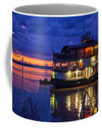 Amazon Sunset Coffee Mug