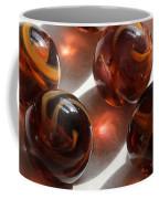 Amber Marbles Coffee Mug