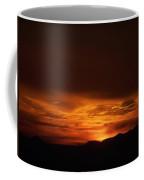 Amber Sky Coffee Mug
