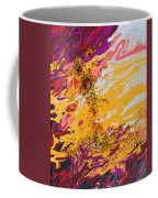 Amber Sun Coffee Mug