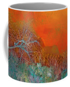 Amber Winter Coffee Mug