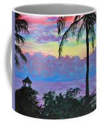 Ambergris Caye Sky Belize Coffee Mug
