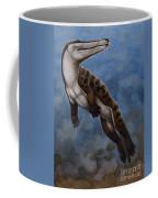 Ambulocetus Natans, An Early Cetacean Coffee Mug