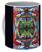 Ameliorate Coffee Mug by Teal Eye  Print Store