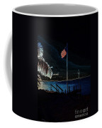 America All The Way 8 Coffee Mug by Rene Triay Photography