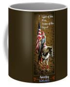 America -- Rodeo-style Coffee Mug