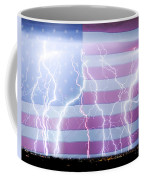 America The Powerful Coffee Mug by James BO  Insogna