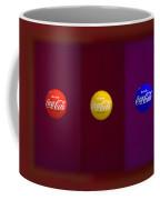American Abstract Coffee Mug