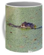 American Alligator 001 Coffee Mug