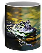 American Alligator 1 Coffee Mug