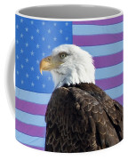 American Bald Eagle 2 Coffee Mug