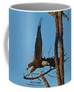 American Bald Eagle I Mlo Coffee Mug