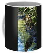 American Bittern - Keeping A Low Profile Coffee Mug
