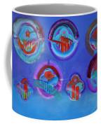 American Blue Coffee Mug