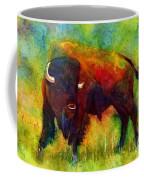American Buffalo Coffee Mug