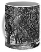 American Dream Drive 2 Bw Coffee Mug