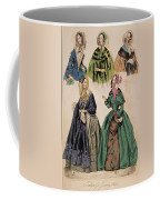 American Fashion Print Coffee Mug