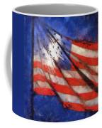 American Flag Photo Art 02 Coffee Mug