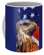 American Flag Photo Art 04 Coffee Mug