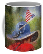 American Flag Photo Art 06 Coffee Mug