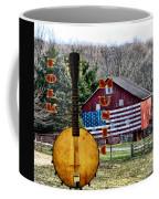 American Folk Music Coffee Mug