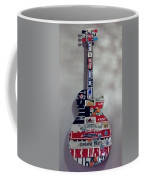 American Guitar Coffee Mug