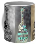 American Guitars 5 Coffee Mug