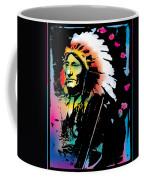 American Indian Silo Coffee Mug