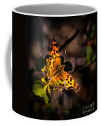 American Lady Coffee Mug by Robert Bales