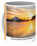 American Lake 2010 Coffee Mug