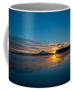 American Lake Sunrise Coffee Mug