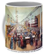 American Millinery, C1885 Coffee Mug