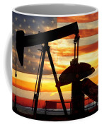 American Oil  Coffee Mug by James BO  Insogna