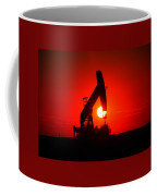 American Oil Coffee Mug
