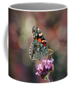 American Painted Lady Butterfly 2014 Coffee Mug