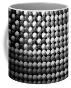 American Pastime In Black And White Coffee Mug