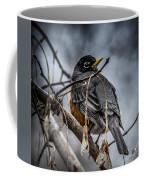 American Robin 2 Coffee Mug