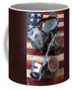 American Roller Skates Coffee Mug